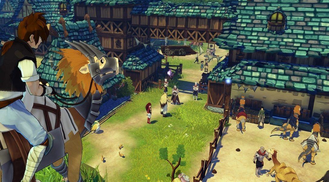 Neuer Trailer zum Action-RPG Shiness: The Lightning Kingdom für PS4