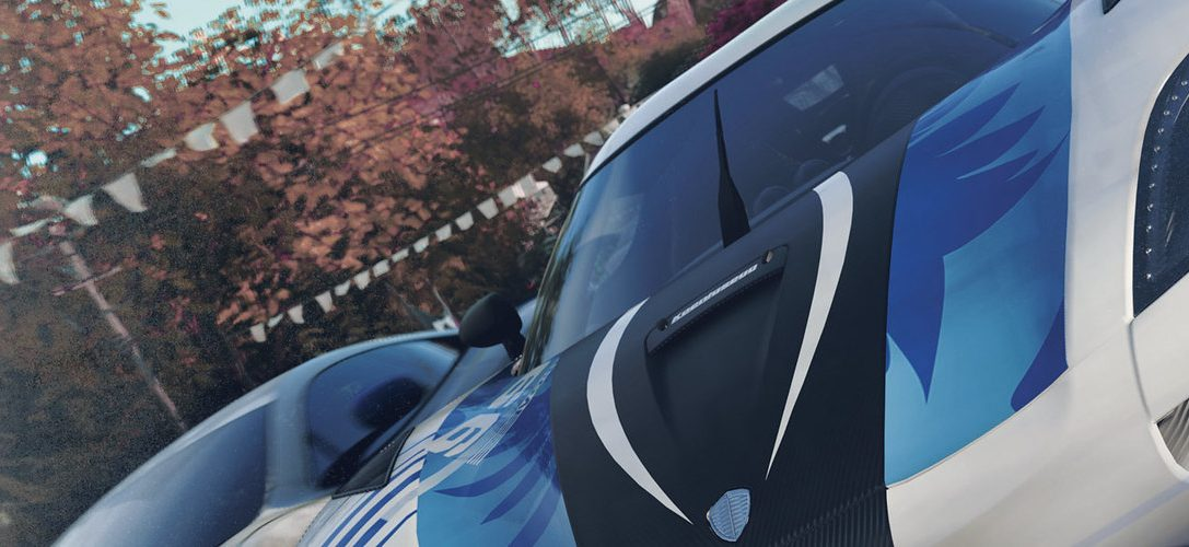 Driveclub VR für PlayStation VR angekündigt