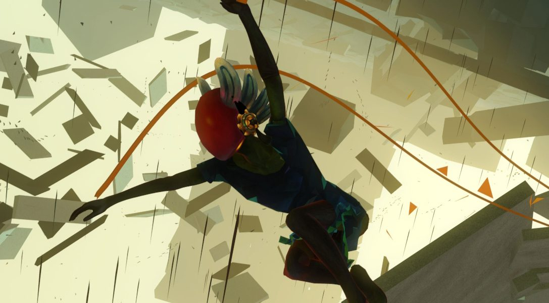 Repariert eine zerbrochene Welt durch eure Tänze; Bound, ab heute auf PS4