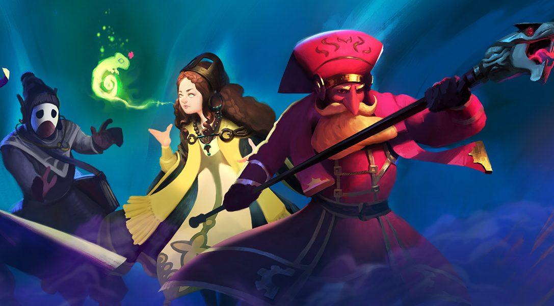 Koop-Wizard'em up Nine Parchments für PS4 angekündigt