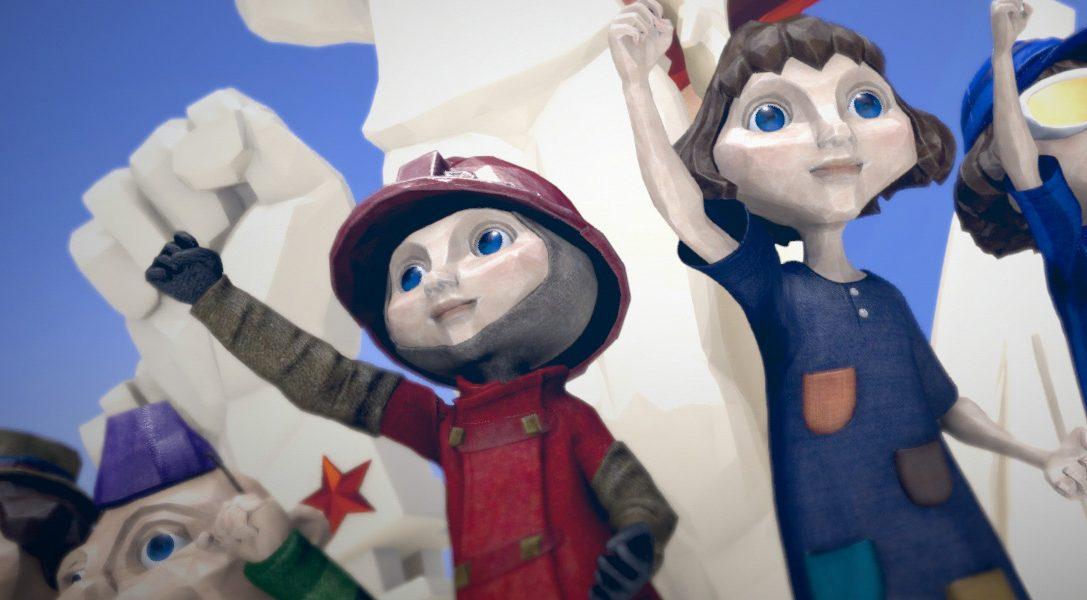 The Tomorrow Children marschiert am 6. September auf PS4