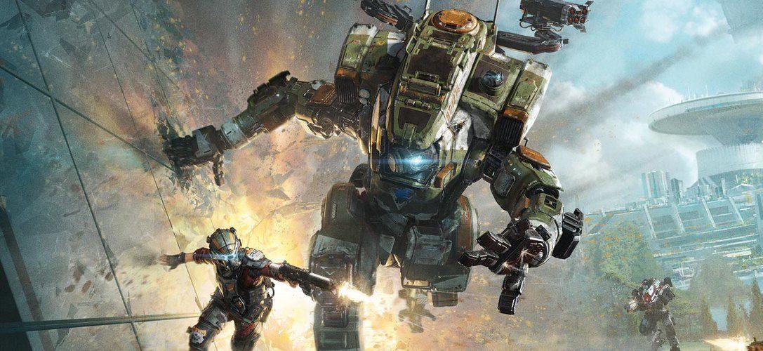 Ein erster Blick auf die Singleplayer-Kampagne von Titanfall 2