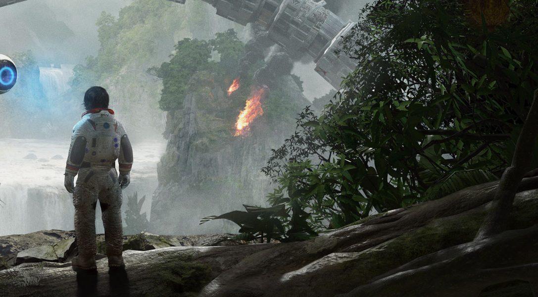 Neues Video zu Robinson: The Journey gewährt Einblick in Cryteks PS VR-Titel