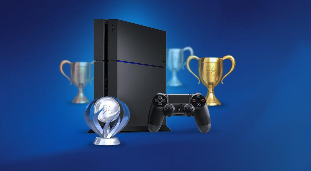 Zeigt eure Trophäen und holt euch bei Amazon.de den PlayStation-Bonus