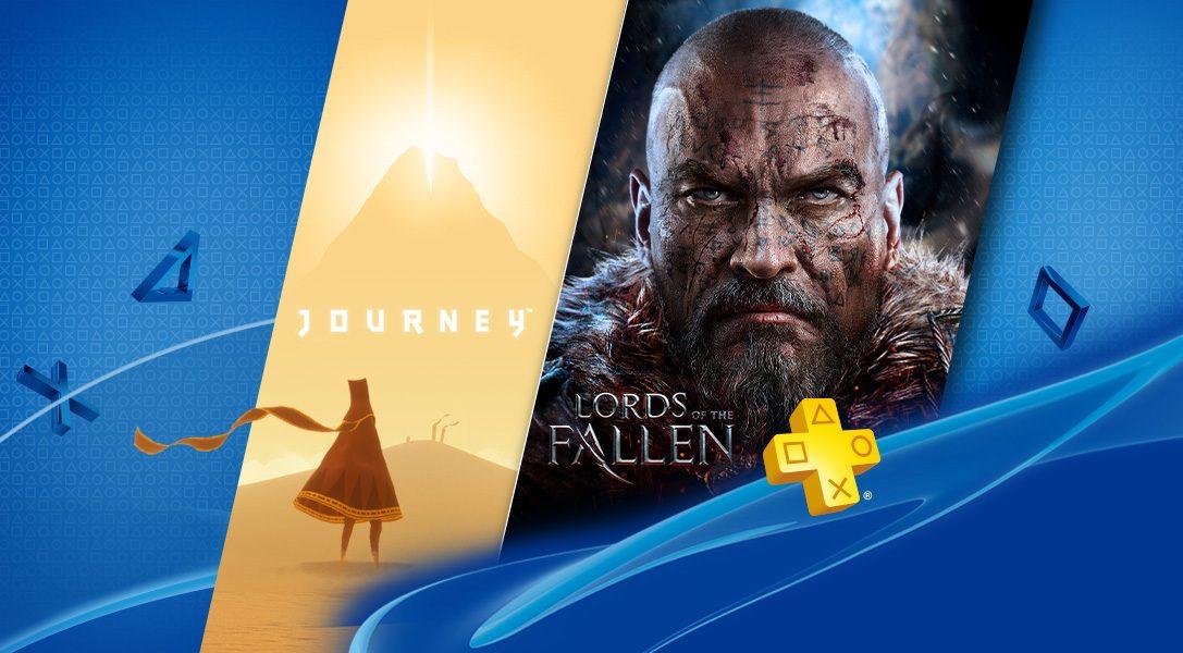 Journey und Lords of the Fallen führen die PlayStation Plus-Spiele im September an