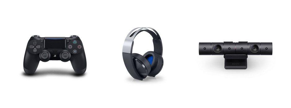 Neue Peripheriegeräte für PlayStation 4