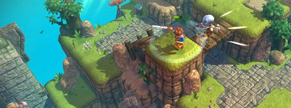 Das wundersame Action-Adventure Oceanhorn nimmt am 7. September Kurs auf PS4