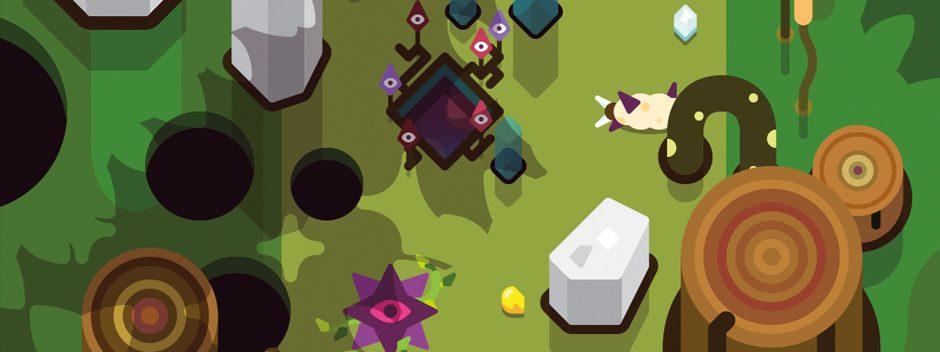 Erklimmt in TumbleSeed einen prozedural-generierten Berg – bald erhältlich für PS4