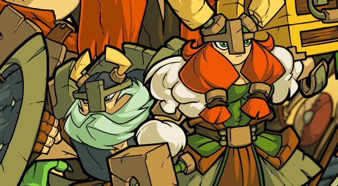Plünderspaß für drei: Arcade-Prügler Viking Squad kommt nächste Woche auf PS4