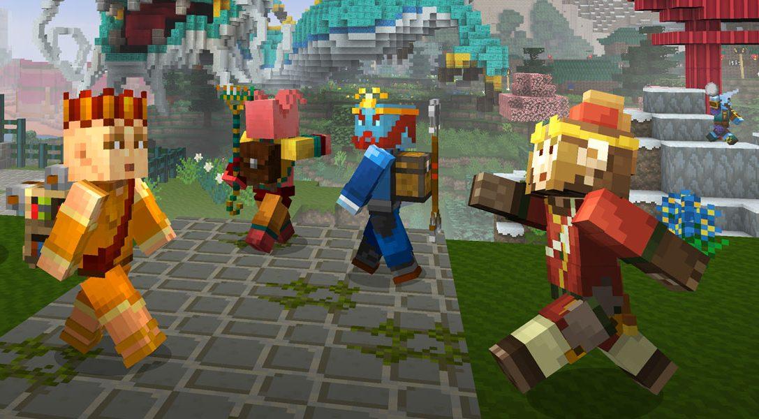 """Erkundet eine uralte Welt im """"Chinesische Mythologie""""-Mash-up-Paket von Minecraft"""