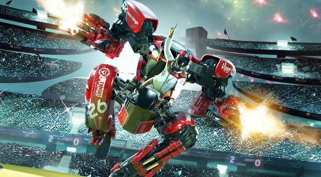 Die RIGS: Mechanized Combat League-Woche beginnt mit der Vorstellung des Sentinel