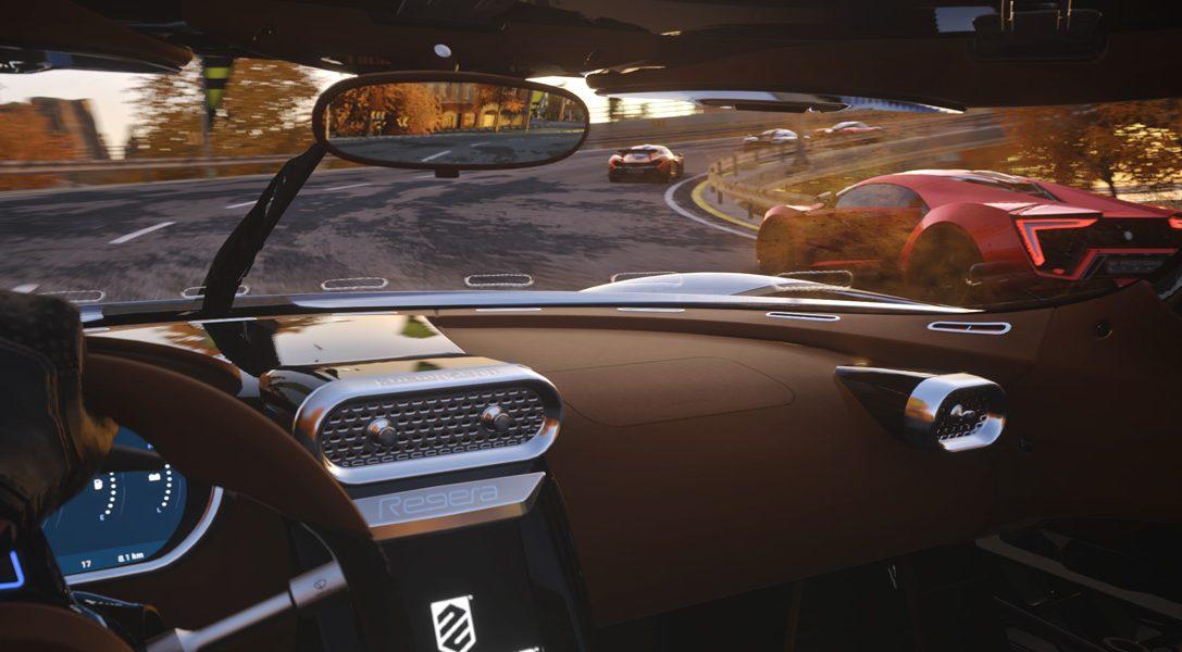 Driveclub VR erscheint am 13. Oktober mit Upgrade-Option für Season Pass-Besitzer