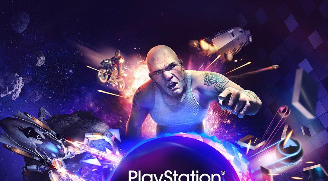 Die kostenlose Demo-Disc für PlayStation VR