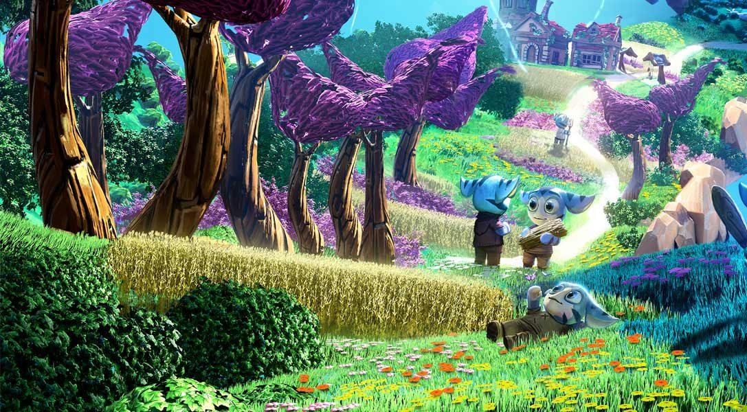 Neuer Trailer zum immersiven Playstation VR-Strategiespiel Tethered