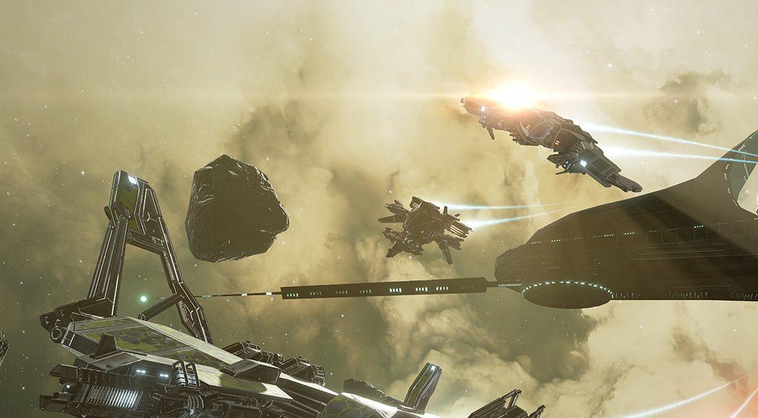 6 Arten, auf die CCP seinem interstellaren Raumkampf-Simulator EVE: Valkyrie Leben einhaucht