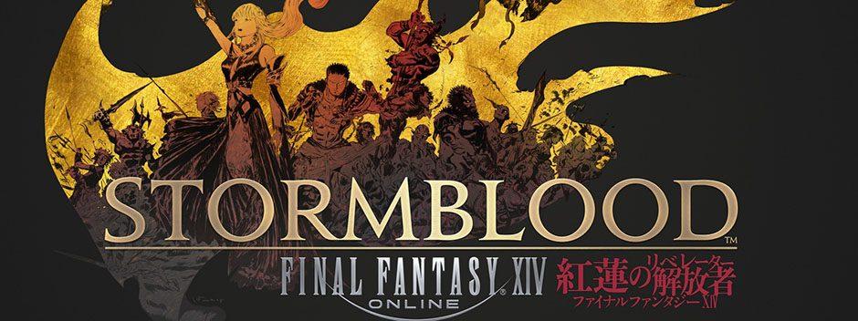 Final Fantasy XIV: Stormblood enthüllt