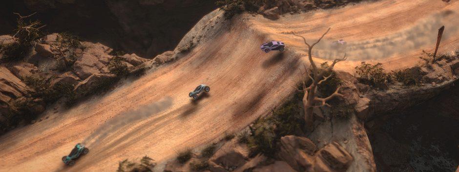 Das Hochgeschwindigkeits-Rennerlebnis Mantis Burn Racing erscheint am 12. Oktober auf PS4