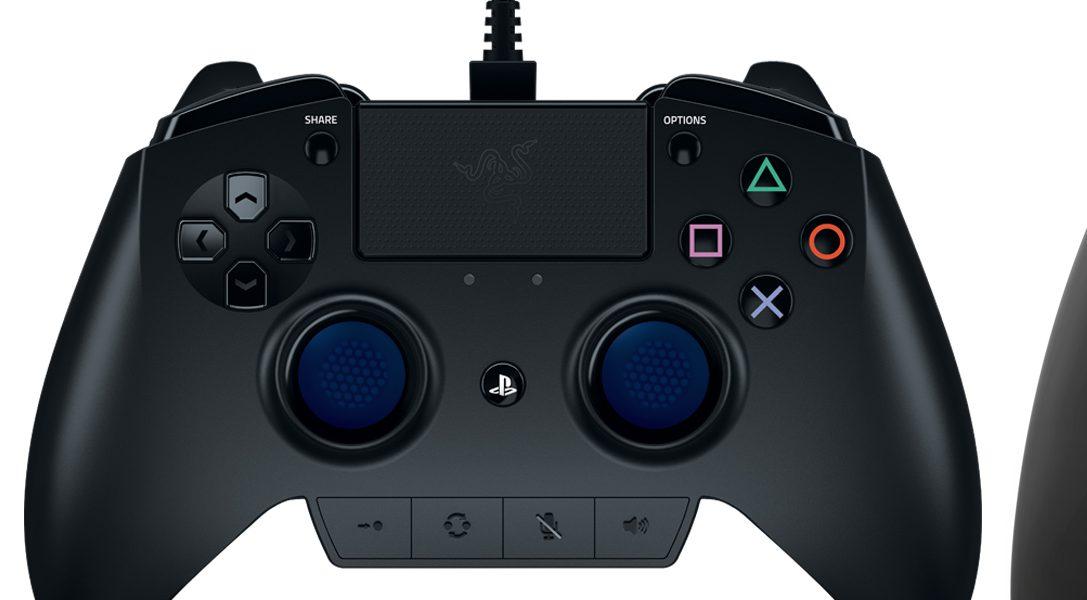Zwei neue lizenzierte Pro-Controller für PS4 angekündigt