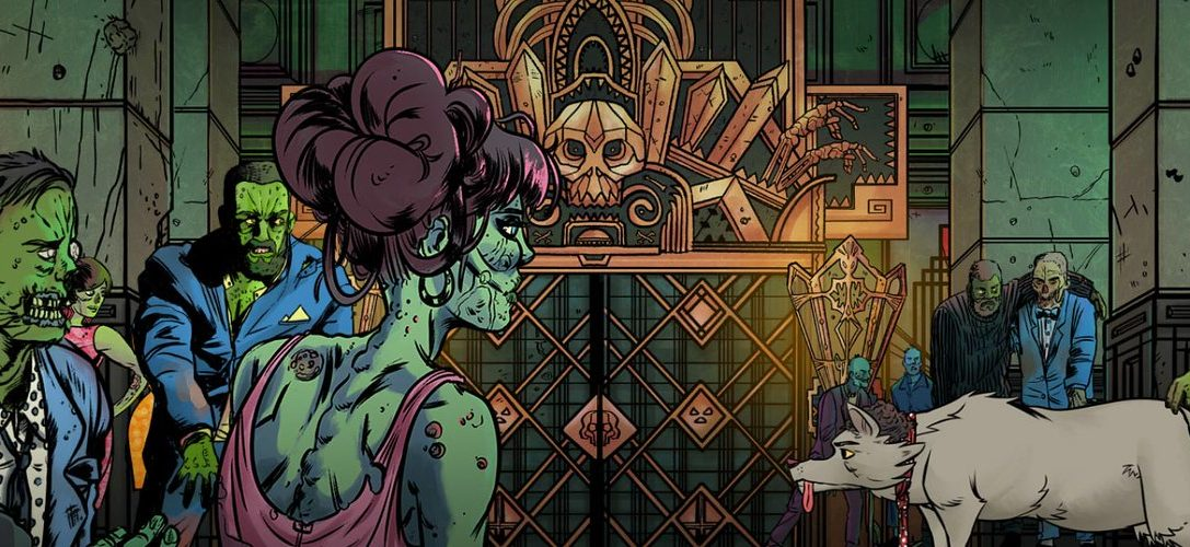 Grab-rockendes Musical-Adventure Wailing Heights für PS4 angekündigt