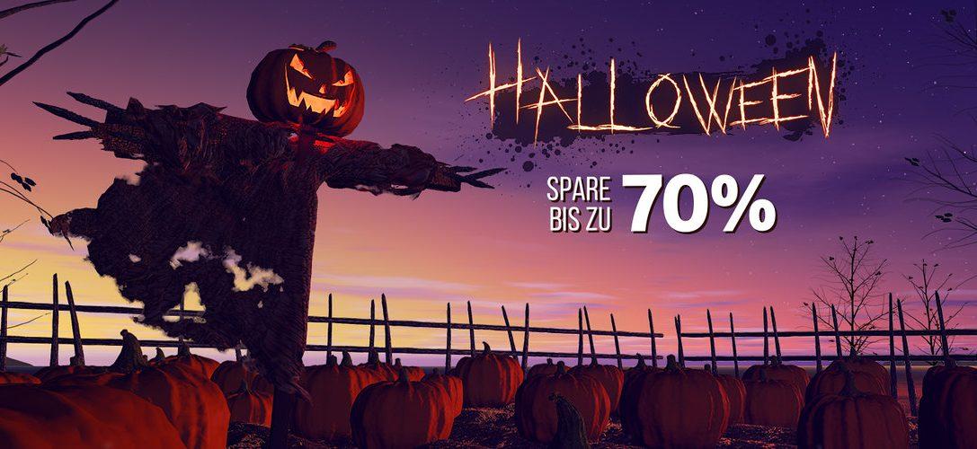 Halloween im PS Store: Until Dawn, Bloodborne, The Evil Within und mehr unter den Angeboten