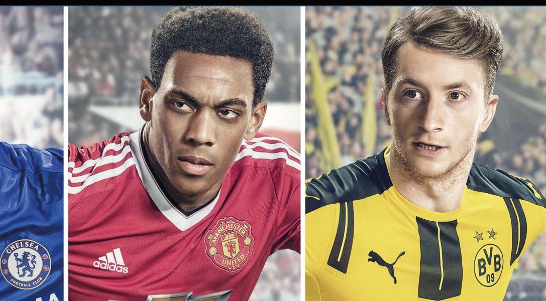Die Store Charts im September: FIFA 17 erdribbelt sich den Topspot