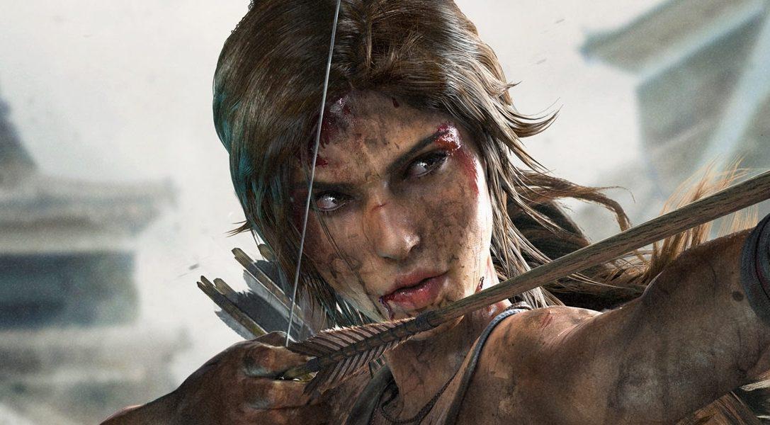 Lara Croft … das Rennpferd? Wahre Geschichten aus 20 Years of Tomb Raider