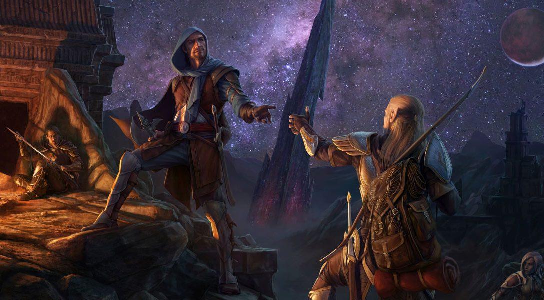 Spielt überall und mit wem ihr wollt – die großen Update-Änderungen bei The Elder Scrolls Online