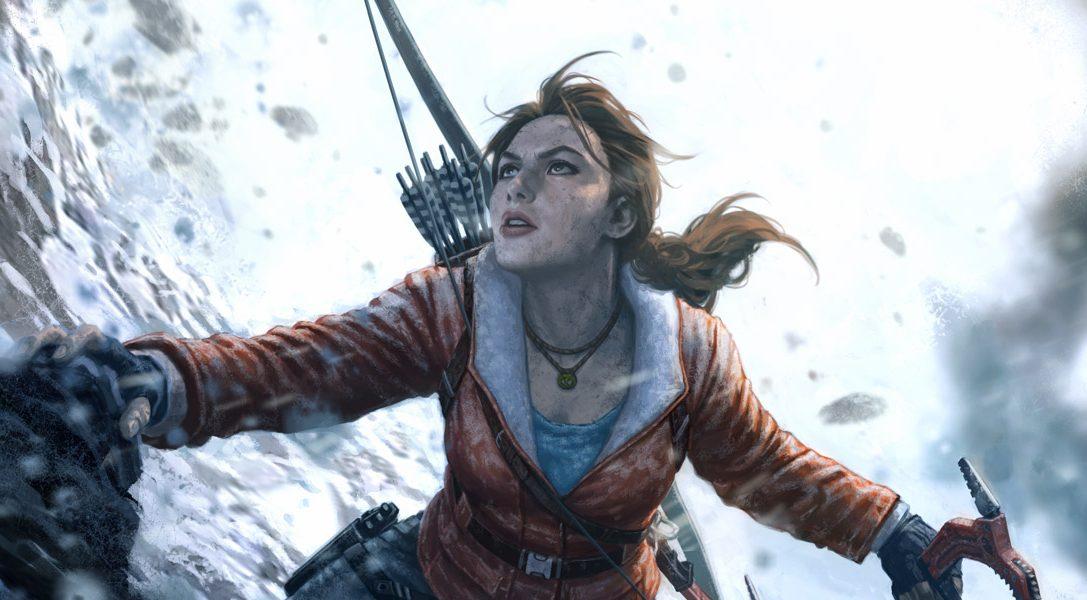 Neu im PlayStation Store: PS VR-Launchtitel, Rise Of The Tomb Raider uvm