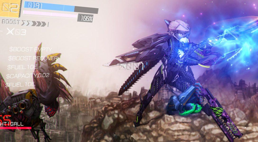 Earth's Dawn bringt im November stylische Sci-Fi-Action auf PS4