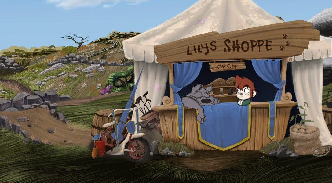 Das handgezeichnete Familien-Abenteuer The Little Acre ist ab dem 22. November für PlayStation 4 erhältlich