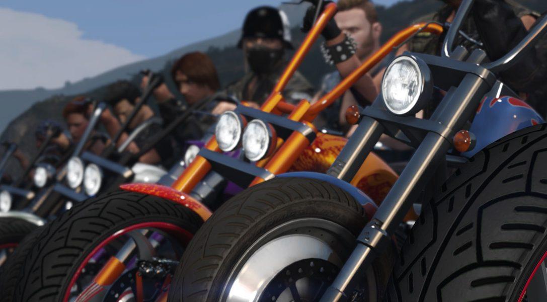 GTA Online: Bikers Update ab heute verfügbar