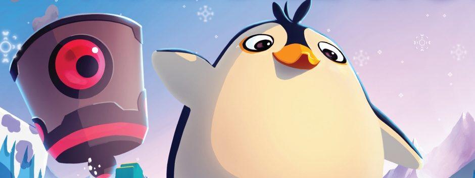 Rätselspiel in Lemmings-Tradition: Waddle Home kommt im Oktober auf die PlayStation VR