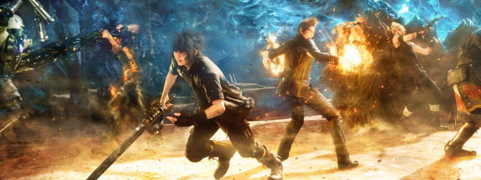 Neu im PlayStation Store: Final Fantasy XV, Steep, How We Soar & mehr