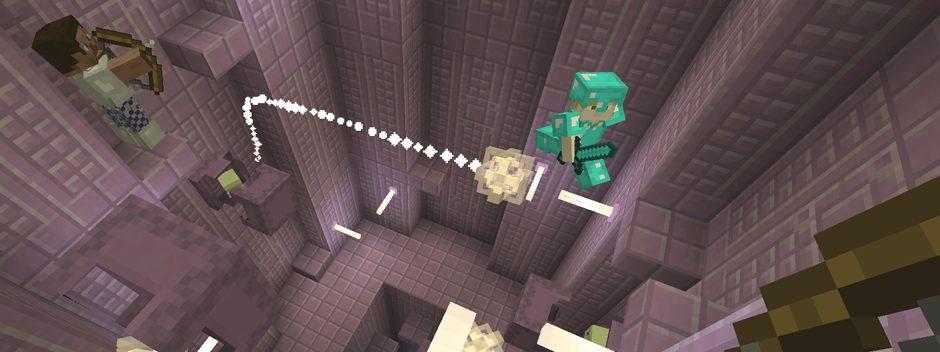 Erhebt euch mit dem kommenden Feiertags-Update für Minecraft in die Lüfte