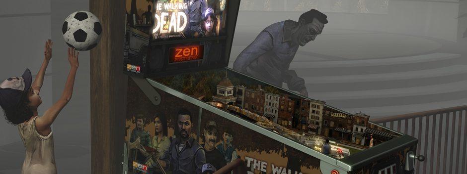 Pinball FX2 VR erscheint zusammen mit The Walking Dead Pinball für PlayStation VR!