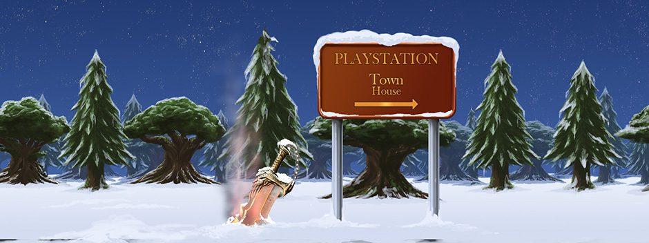 Es weihnachtet sehr: Kommt und entdeckt mit uns PlayStation Town