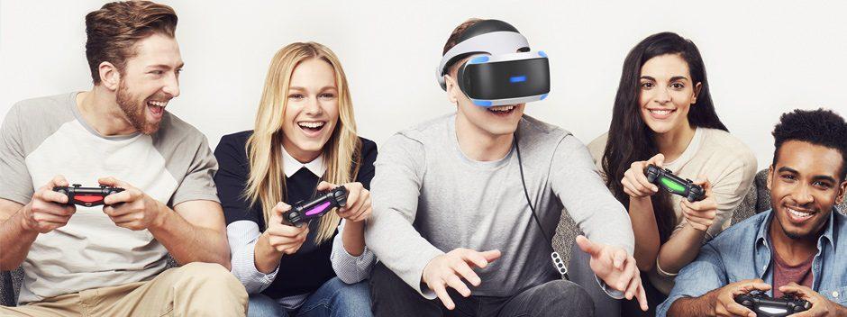 Gewinnt PS4 Pro, PS VR, 4K HDR TV und 16 PS VR-Spiele im Future of Play-Gewinnspiel