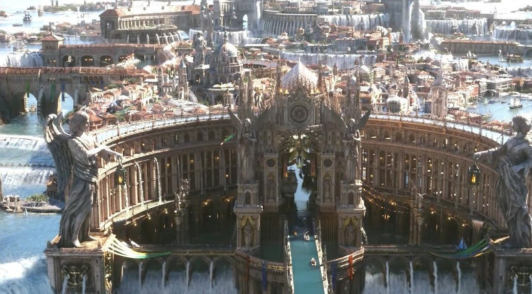 Fabelhafte Odyssee – Final Fantasy XV angespielt