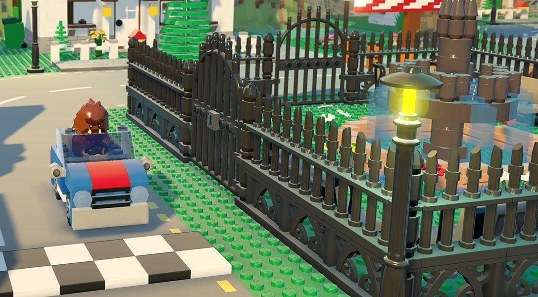 LEGO Worlds schlägt 2017 auf PS4 ein – Erschafft allein oder mit Freunden neue Welten
