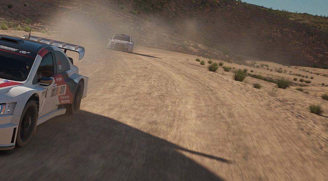 Stellt euch auf der Essen Motor Show der GT Sport-Challenge