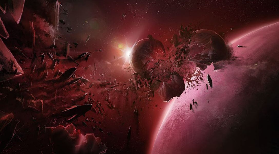 Neue PlayStation VR Sci-Fi-Simulation Space Rift auf den Spuren von Wing Commander und X-Wing