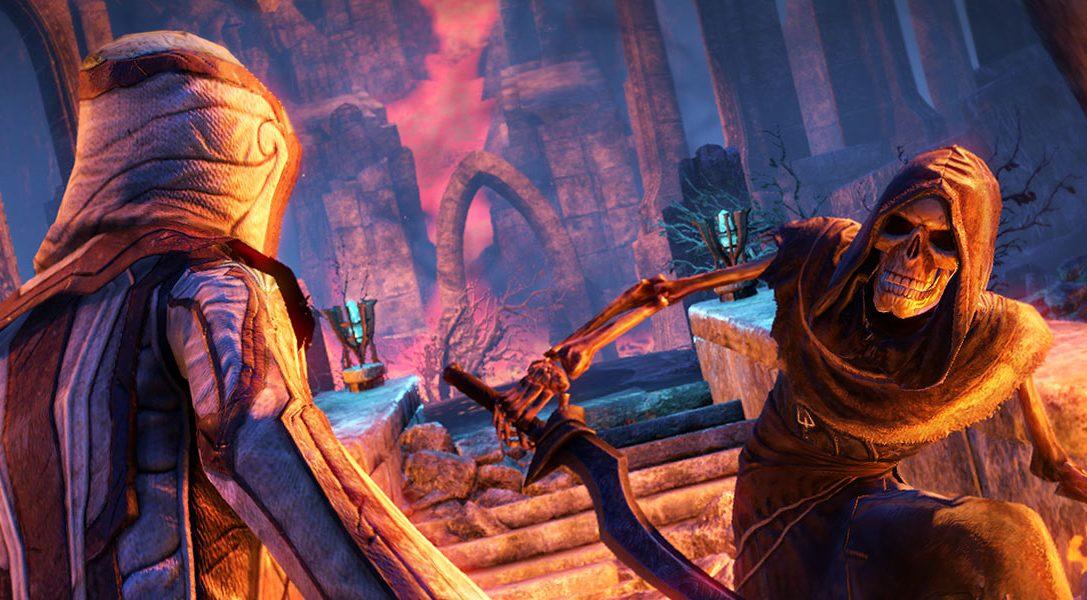 Spielt The Elder Scrolls Online dieses Wochenende kostenlos; Details zu PS4 Pro-Optimierungen