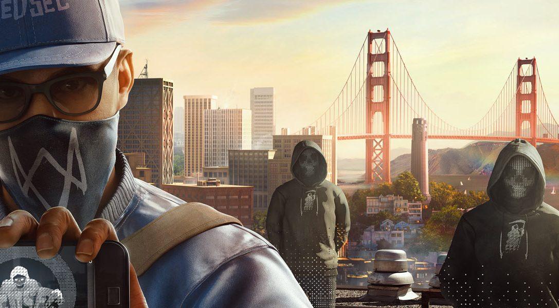 Neu im PlayStation Store: Watch Dogs 2, Killing Floor 2 und mehr