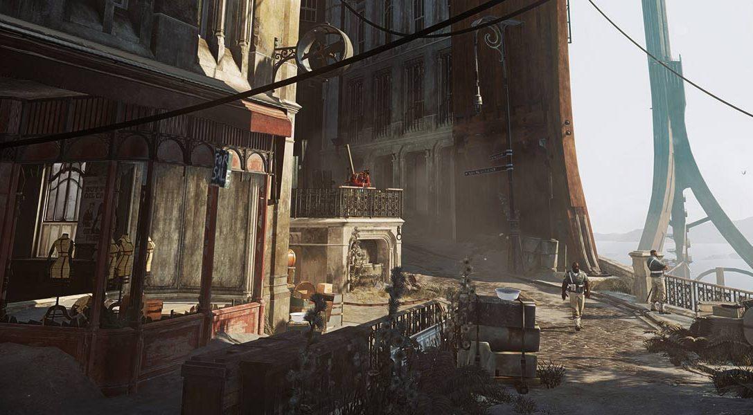Auf leisen Sohlen – Dishonored 2 angespielt