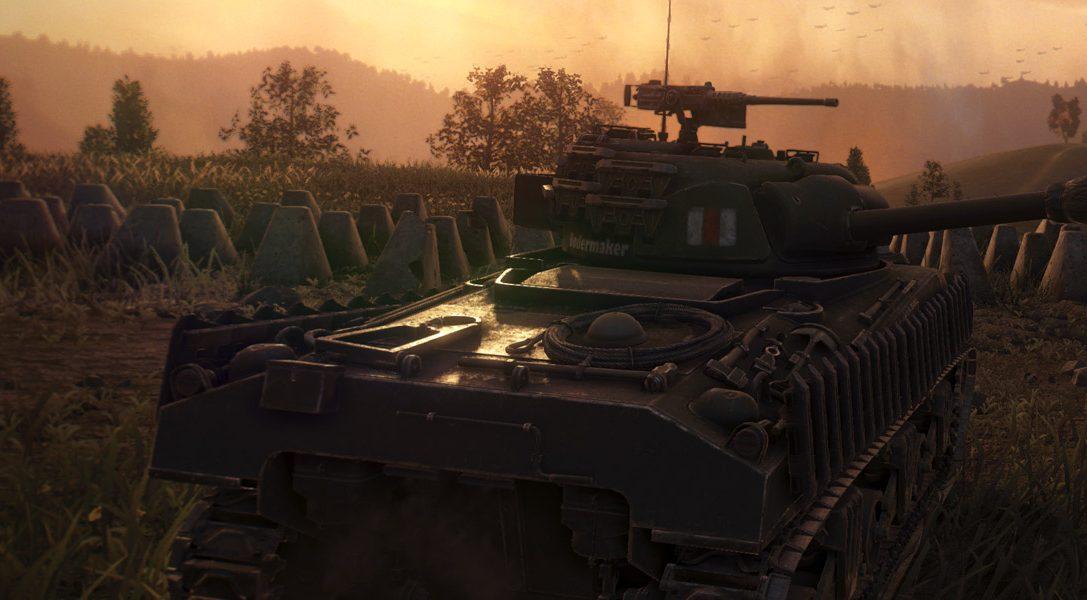 World of Tanks: Verbesserung des Schlachtfelds mit PS4 Pro
