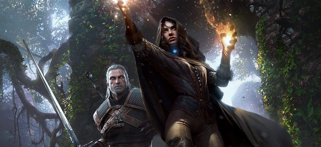 Ab heute unter den Angeboten im PlayStation Store: The Witcher, BioShock: The Collection & mehr