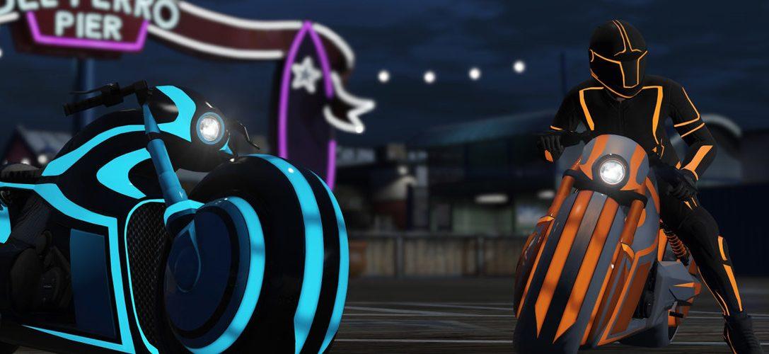 GTA Online Update bringt neues Bike und Deadline-Spielmodus