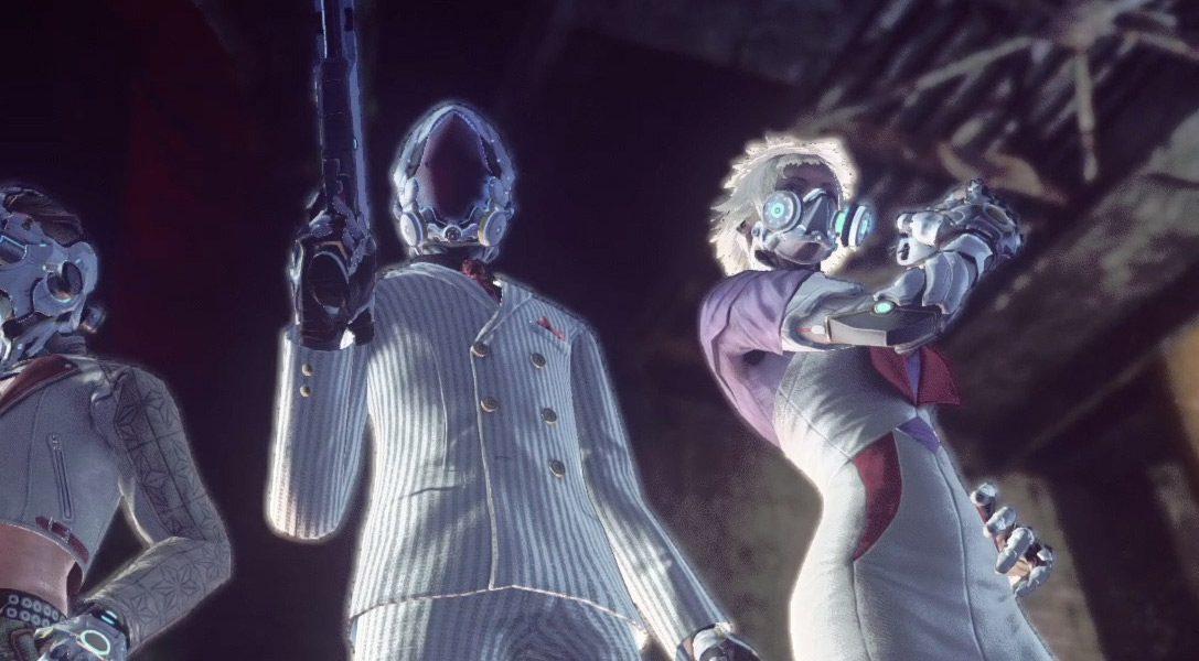 Die tödliche Besetzung von Let It Die, dem neuen PS4-Actionspiel von Suda51