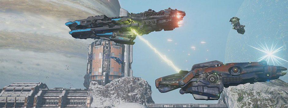 Übernehmt die Kontrolle über euer Schiff – Dreadnought kommt 2017 auf PS4