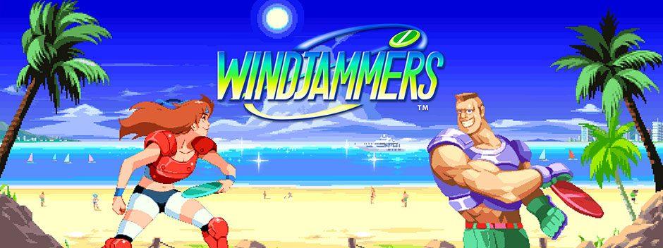 Windjammers kehrt bald auf PS4 und PS Vita zurück, inklusive Online-Multiplayer